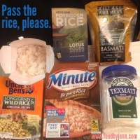 Food-Apocalypse Pass the Rice